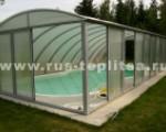 Павильоны для бассейнов